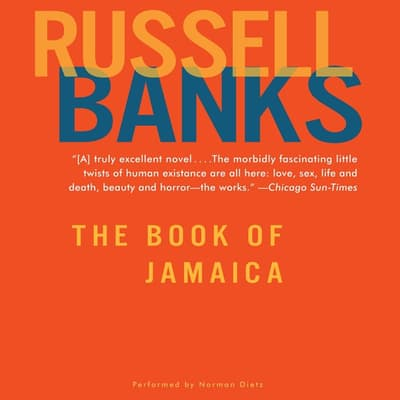 Book of Jamaica by Russell Banks audiobook