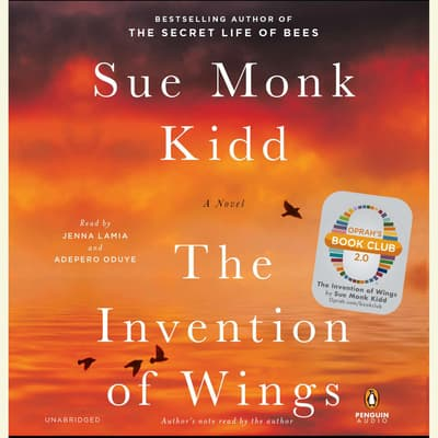 The Invention of Wings by Sue Monk Kidd audiobook
