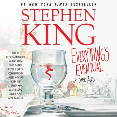 Everything's Eventual by Stephen King audiobook