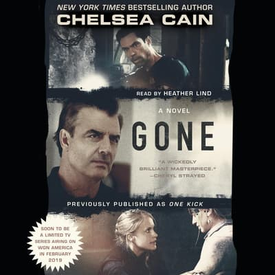 Gone by Chelsea Cain audiobook