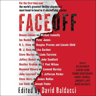 FaceOff by R. L. Stine audiobook