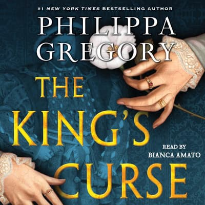 The King's Curse by Philippa Gregory audiobook
