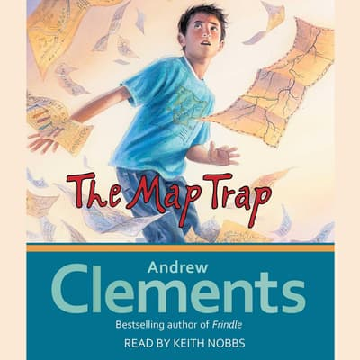 The Map Trap by Andrew Clements audiobook