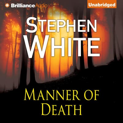 Manner of Death by Stephen White audiobook