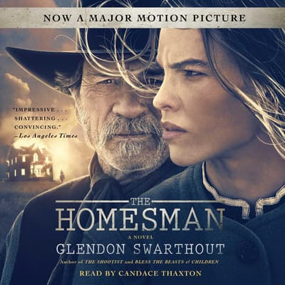 The Homesman by Glendon Swarthout audiobook