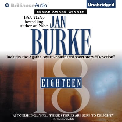 Eighteen by Jan Burke audiobook