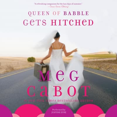 Queen of Babble Gets Hitched by Meg Cabot audiobook