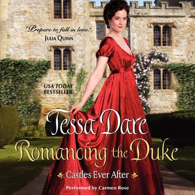 Romancing the Duke by Tessa Dare audiobook