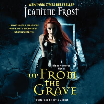 Up From the Grave by Jeaniene Frost audiobook
