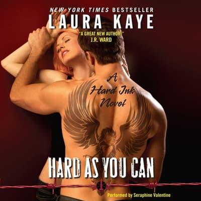 Hard As You Can by Laura Kaye audiobook