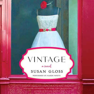 Vintage by Susan Gloss audiobook