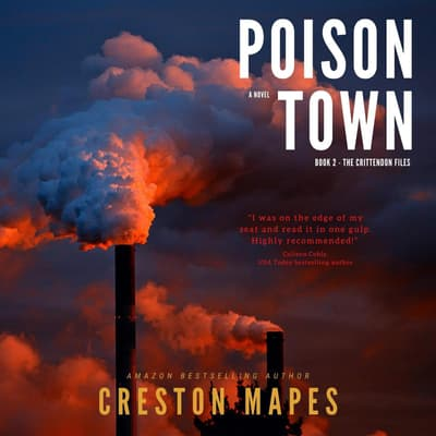 Poison Town by Creston Mapes audiobook