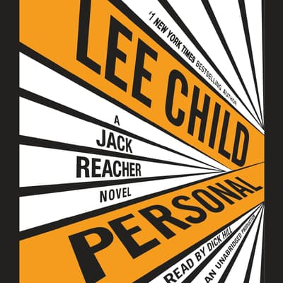 Personal by Lee Child audiobook