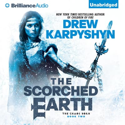 The Scorched Earth by Drew Karpyshyn audiobook