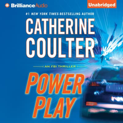 Power Play by Catherine Coulter audiobook