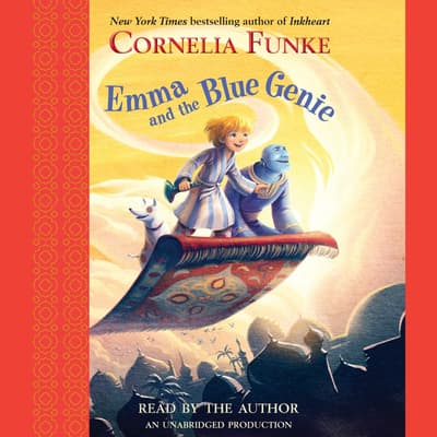 Emma and the Blue Genie by Cornelia Funke audiobook