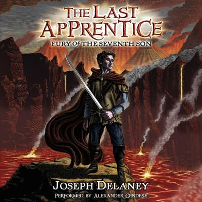 The Last Apprentice: Fury of the Seventh Son (Book 13) by Joseph Delaney audiobook