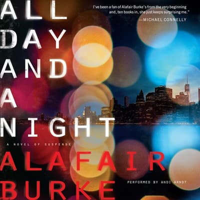 All Day and a Night by Alafair Burke audiobook