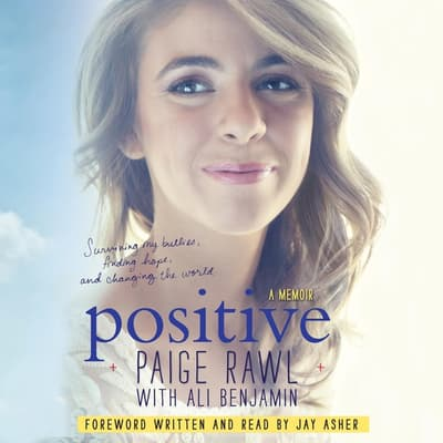 Positive by Paige Rawl audiobook