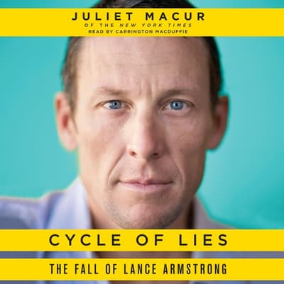Cycle of Lies by Juliet Macur audiobook