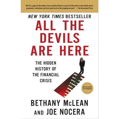 All the Devils Are Here by Bethany McLean audiobook