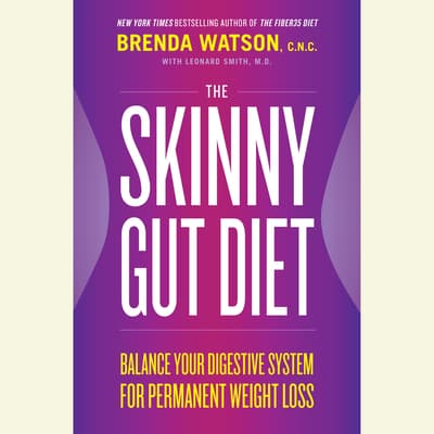 The Skinny Gut Diet by Leonard Smith audiobook