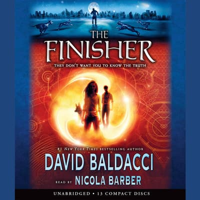 The Finisher by David Baldacci audiobook
