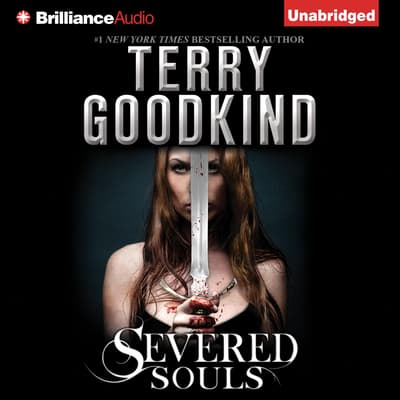 Severed Souls by Terry Goodkind audiobook
