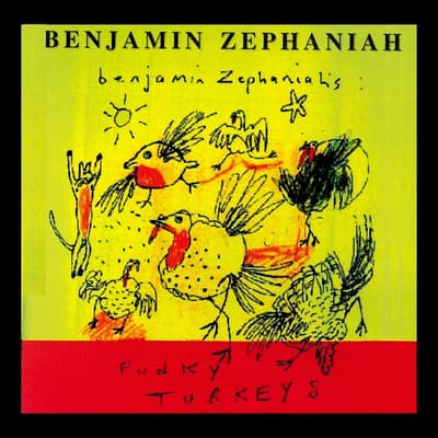 Funky Turkeys by Benjamin Zephaniah audiobook