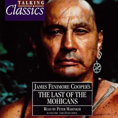 Last of the Mohicans by James Fenimore Cooper audiobook