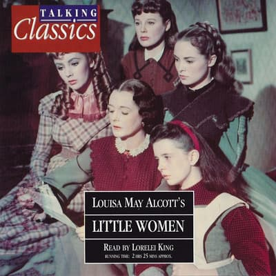 Little Women by Louisa May Alcott audiobook