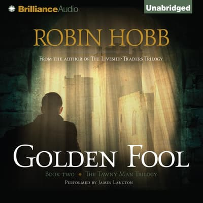 Golden Fool by Robin Hobb audiobook