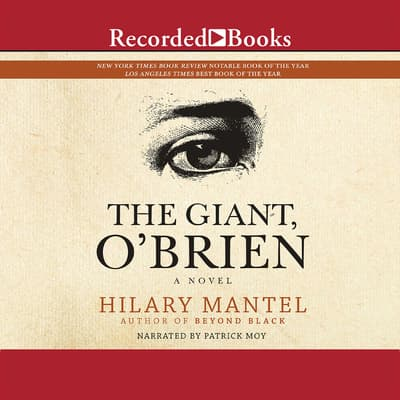 The Giant, O'Brien by Hilary Mantel audiobook