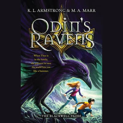 Odin's Ravens by Kelley Armstrong audiobook