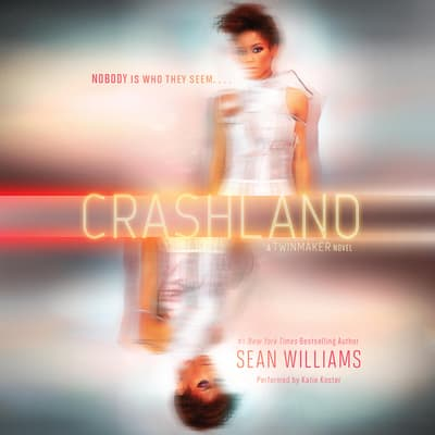 Crashland by Sean Williams audiobook