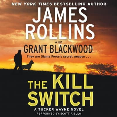 The Kill Switch by James Rollins audiobook