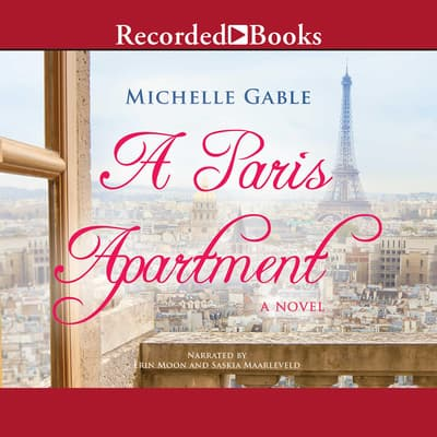 A Paris Apartment by Michelle Gable audiobook