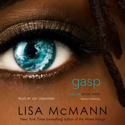 Gasp by Lisa McMann audiobook