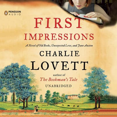 First Impressions by Charlie Lovett audiobook