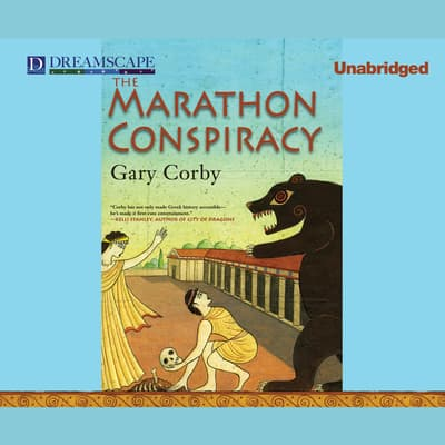 The Marathon Conspiracy by Gary Corby audiobook