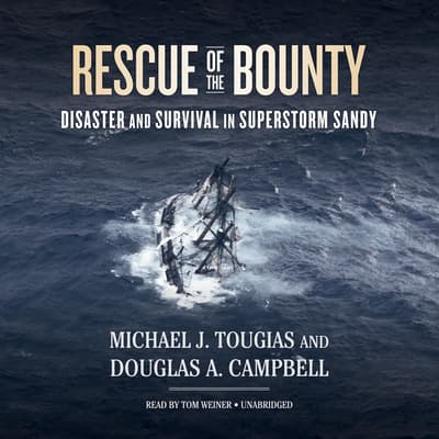 Rescue of the <i>Bounty</i> by Michael J. Tougias audiobook