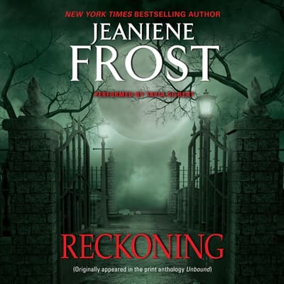 Reckoning by Jeaniene Frost audiobook
