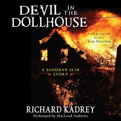 Devil in the Dollhouse by Richard Kadrey audiobook
