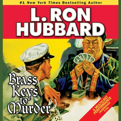 Brass Keys to Murder by L. Ron Hubbard audiobook