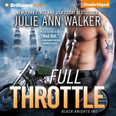 Full Throttle by Julie Ann Walker audiobook