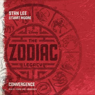 The Zodiac Legacy: Convergence by Stan Lee audiobook