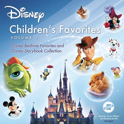 Children's Favorites, Vol. 1 by Disney Press audiobook