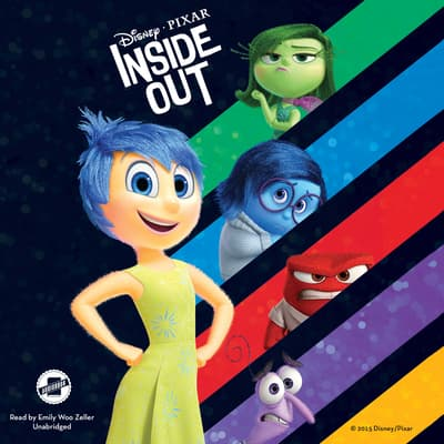 Inside Out by Disney Press audiobook