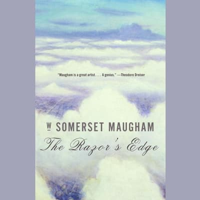 The Razor's Edge by W. Somerset Maugham audiobook