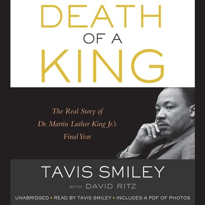 Death of a King by Tavis Smiley audiobook